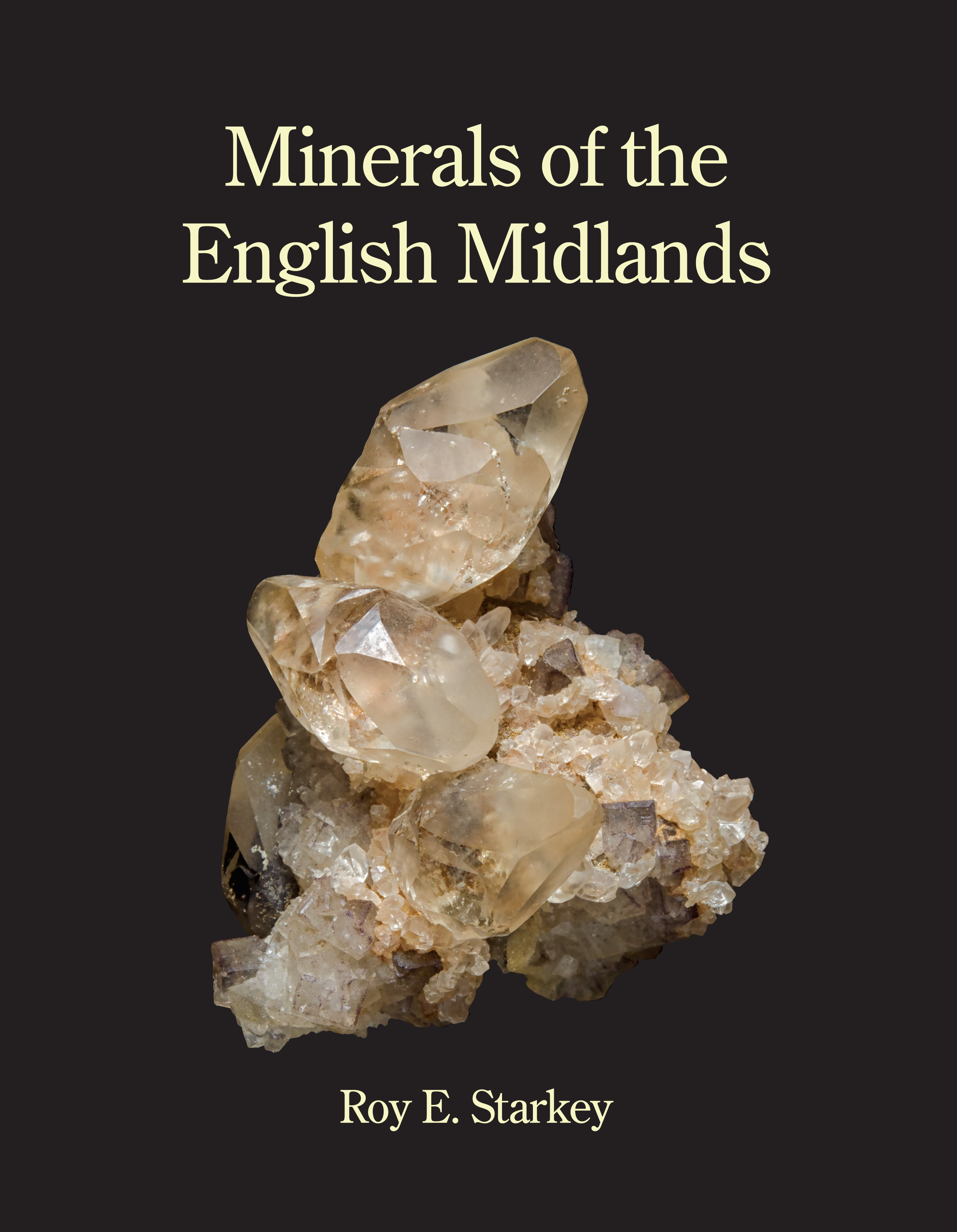 minerals of the english midlands new book british mineralogy